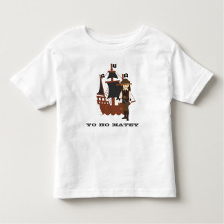 Little Pirate personalized t-shirt