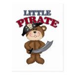 Little Pirate Postcard