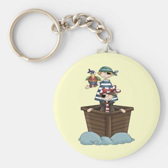 Little Pirates Keychain