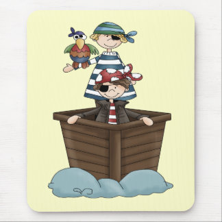 Little Pirates Mouse Pad