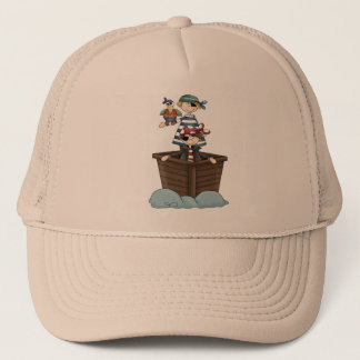 Little Pirates Trucker Hat
