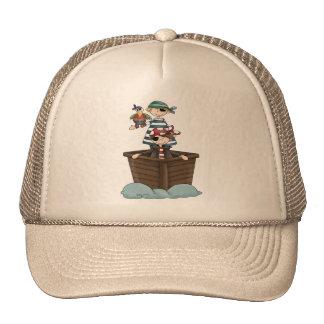 Little Pirates Trucker Hat