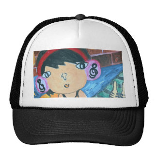 Little Pixelzero Trucker Hat