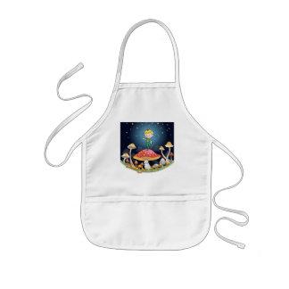 Little pixie kids' apron