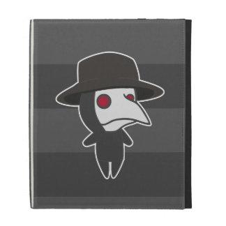 Little Plague Doctor iPad Folio Case