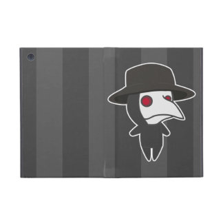 Little Plague Doctor iPad Mini Cover