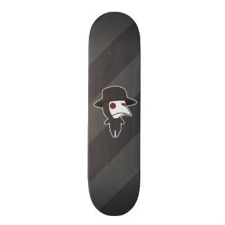 Little Plague Doctor Skateboard Deck