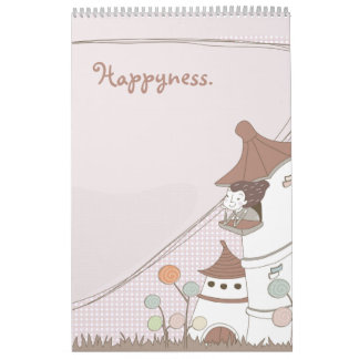Little Pleasures of Life Calendar