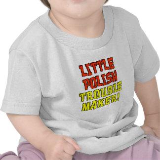 Little Polish Trouble Maker T Shirt
