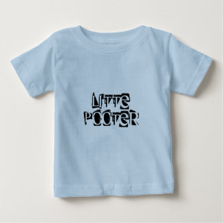 Little Pooter baby t-shirt