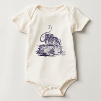 Little Possum Baby Outfit Baby Bodysuit