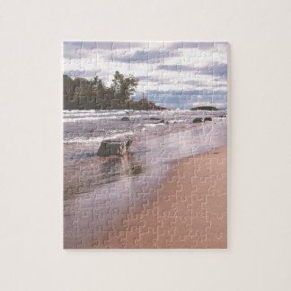 Little Presque Isle Jigsaw Puzzle