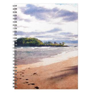 Little Presque Isle Notebook