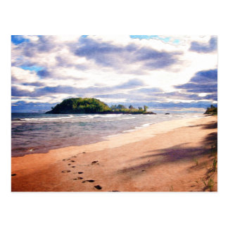 Little Presque Isle Postcard