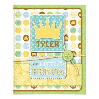 """Little Prince Advice Card 4.5"""" X 5.6"""" Flyer"""