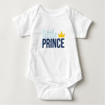 Little Prince Baby Bodysuit