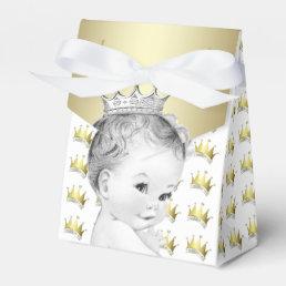 Little Prince Baby Shower Favor Box