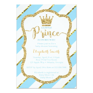 little prince baby shower invitations  announcements  zazzle, Baby shower invitations