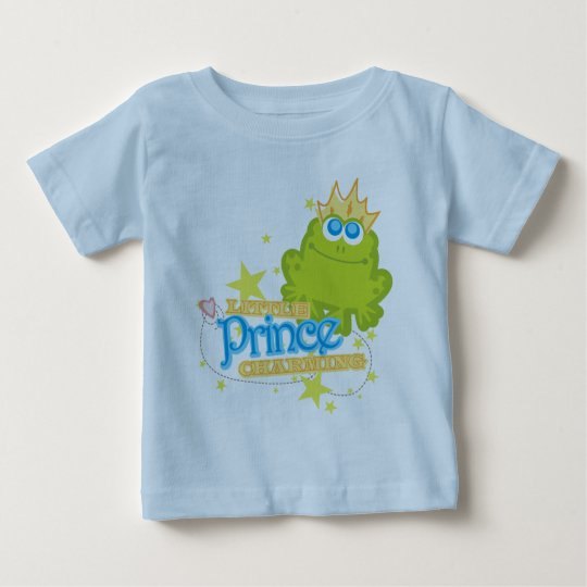 Little Prince Charming Baby T-Shirt