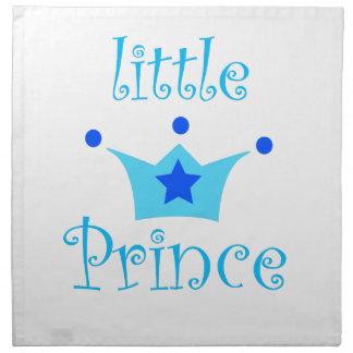 little prince cloth napkin