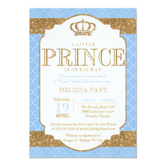 little prince baby shower cards | zazzle, Baby shower invitations
