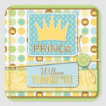 Little Prince Square Sticker B