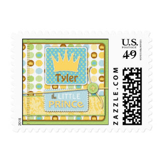 Little Prince Stamp B