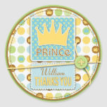 Little Prince Sticker B