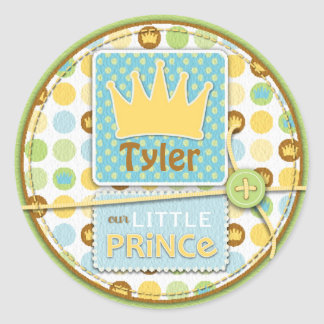 Little Prince Sticker B2