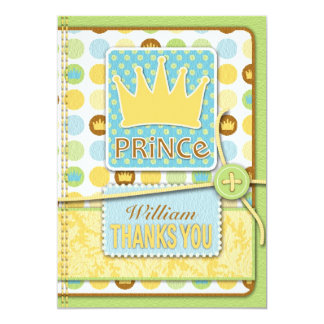 Little Prince TY Card 2
