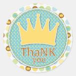 Little Prince TY Sticker