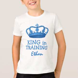 Little Prince with Crown V23 T-Shirt