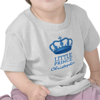 Little Prince with Crown V23 T Shirts