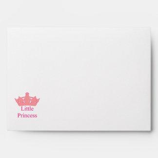 Little Princess - A Royal Baby Envelope