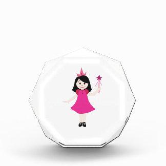 Little Princess Acrylic Award