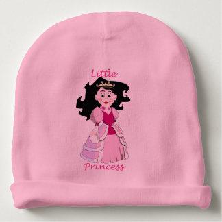 Little princess baby beanie
