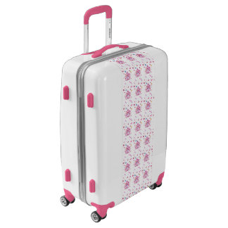 Baby Pink Luggage - Suitcases | Zazzle