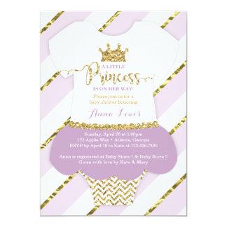 purple gold baby shower invitations announcements zazzle