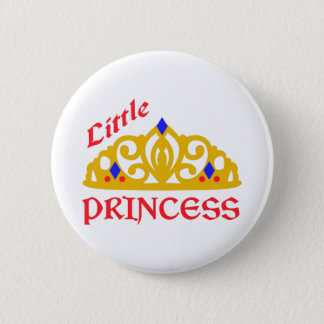 Little Princess Button