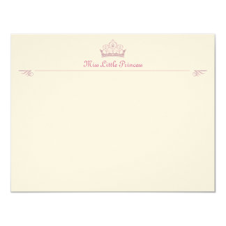 Little Princess Correspondence Cards