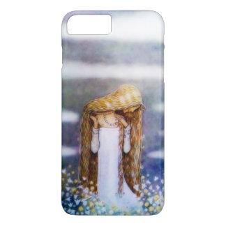 Little Princess Cottongrass iPhone 7 Plus Case
