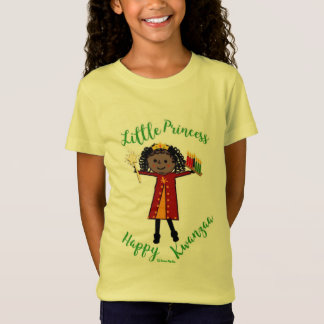 Little Princess - Happy Kwanzaa T-Shirt