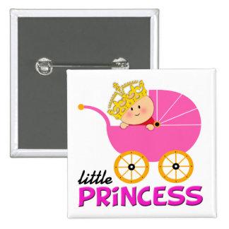 Little Princess Magnet Pin