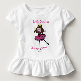 Little Princess - Mommy's BFF Toddler T-shirt