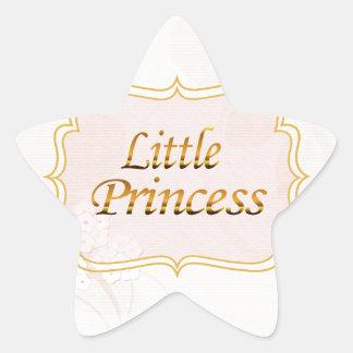 Little Princess Name Tag