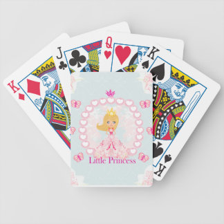 little Princess Playing Cards