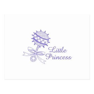 Little Princess Postcard