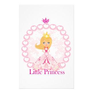 little Princess Stationery