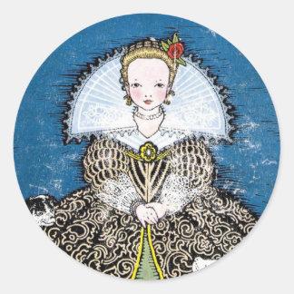 Little Princess Sticker