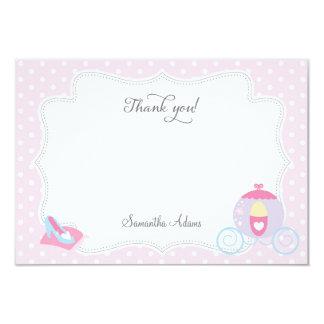 Little Princess Thank You Card